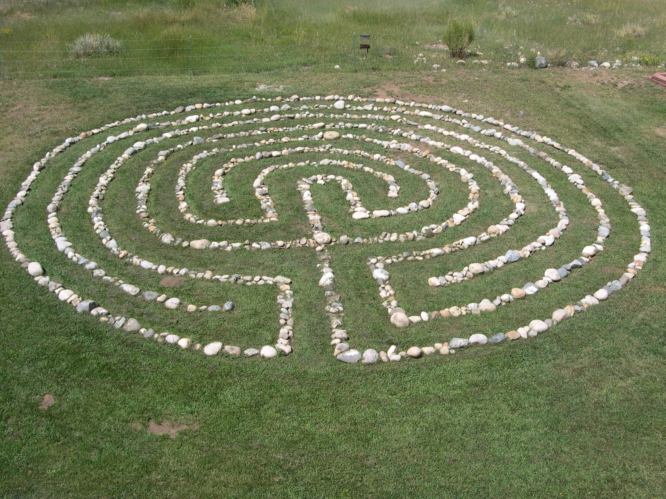 Labyrinth – Natural Healing Energy